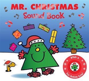 Mr Christmas Sound Book