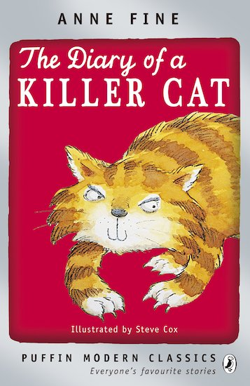 The Diary of a Killer Cat x 6