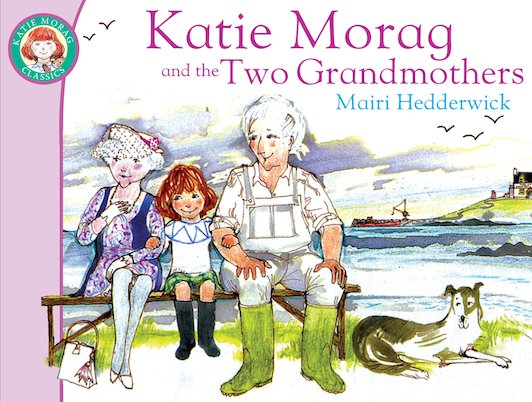 Katie Morag and the Two Grandmothers x 6