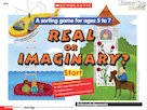 Real or imaginary