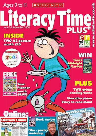Literacy Time PLUS Ages 9 to 11 September 2008