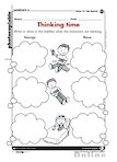 Thinking time (1 page)