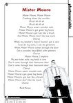 'Mister Moore' poem (1 page)