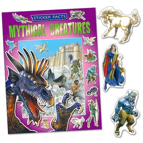 Sticker Facts: Mythical Creatures