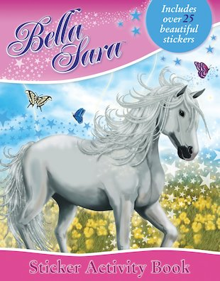 Bella Sara: Sticker Activity Book