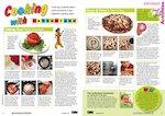 Cooking with Letterland (1 page)