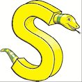Letterland song: Sammy Snake
