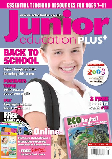 Junior Education PLUS September 2008