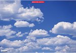 Clouds poster (1 page)