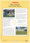 International Primary Curriculum - Our school (5 pages)