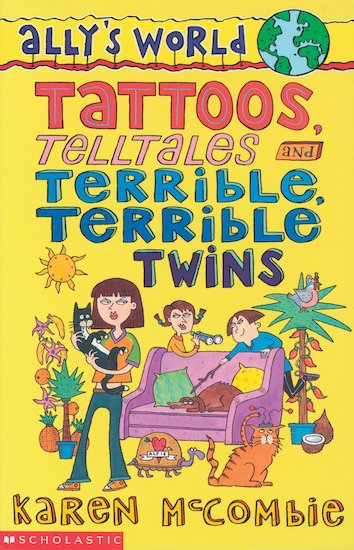 Tattoos, telltales and terrible, terrible twins