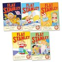 Flat Stanley Pack x 5