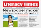 Newspaper maker image