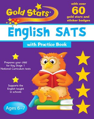 Gold Stars SATS Pack: Ages 6-7