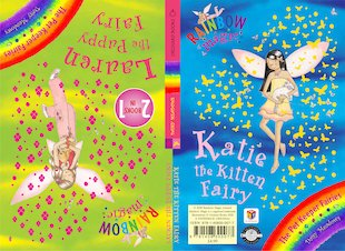 Rainbow Magic: Pet Keeper Fairies Pack
