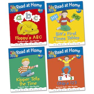 Read at Home First Skills Pack