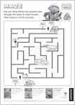 Bob the Builder Maze