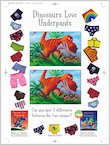 Dinosaurs Love Underpants Spot the Difference