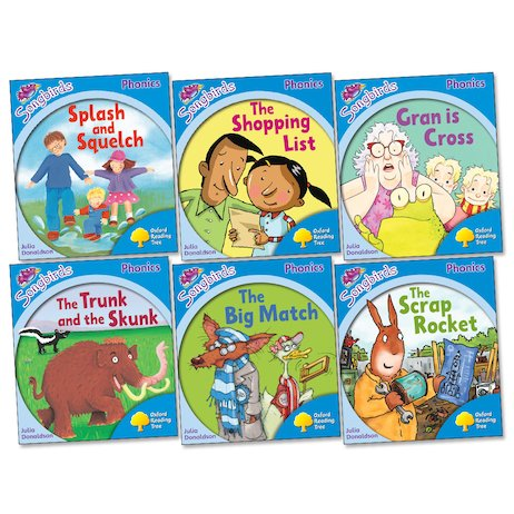 Songbirds Phonics Pack: Stage 3