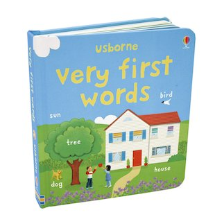 Very First Words Board Book