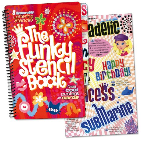 The Funky Stencil Book