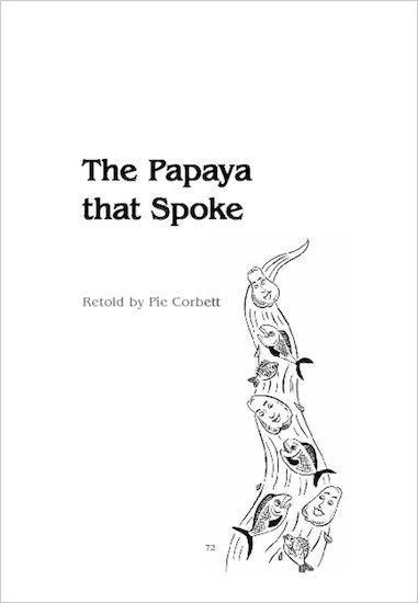 The Papaya that spoke