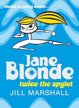 Jane Blonde: Twice the Spylet
