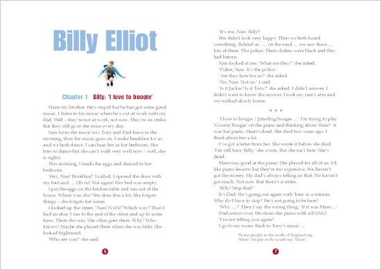 ELT Reader: Billy Elliot Sample Chapter