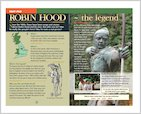 ELT Reader: Robin Hood: The Silver Arrow and the Slaves Fact File (1 page)