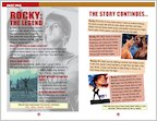 ELT Reader: Rocky Balboa Fact File (1 page)