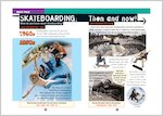 ELT Reader: Spooky Skaters Fact File (1 page)
