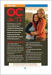 ELT Reader: The OC: The Outsider Fact File (2 pages)