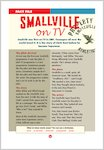 ELT Reader: Smallville: Arrival Fact File (2 pages)