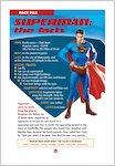 ELT Reader: Superman Returns Fact File (2 pages)