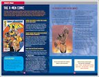 ELT Reader: X-Men 1 Fact File (1 page)