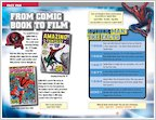 ELT Reader: Spiderman 1 Fact File (1 page)