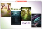 Musical stories – interactive story starter resource