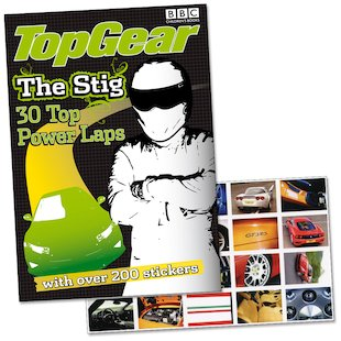 The Stig: 30 Top Power Laps