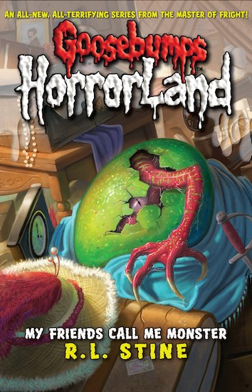 HorrorLand: My Friends Call Me Monster