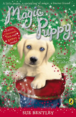Magic Puppy: Snowy Wishes