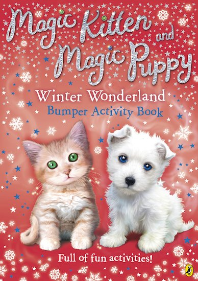 Magic Kitten and Magic Puppy Winter Wonderland