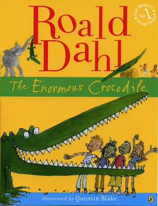 The Enormous Crocodile Picture Book