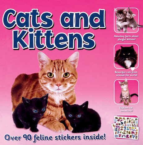 Sticker Station: Cats and Kittens