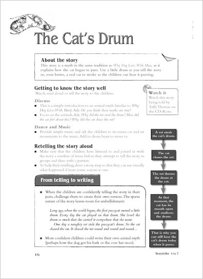 The Cat's Drum