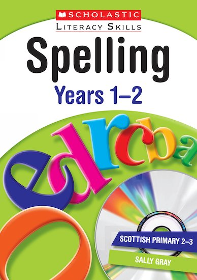 Spelling - Years 1-2 (Teacher Resource)