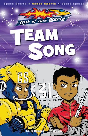 Space Sports - Team Song (Zone 4)