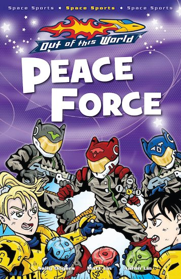 Space Sports - Peace Force (Zone 3)