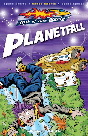 Space Sports - Planetfall (Zone 2)