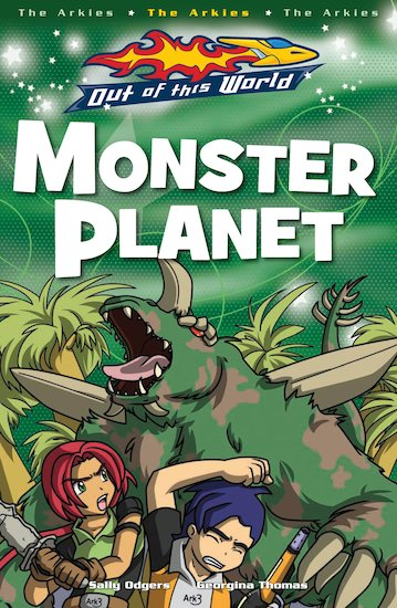 Arkies - Monster Planet (Zone 4)