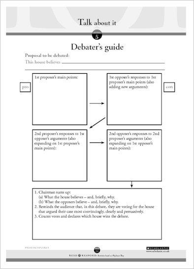 Debater's guide